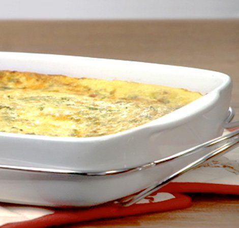 Potato Cheddar Breakfast Bake   Vitamix