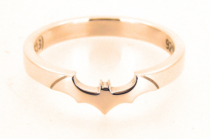 Batman Gold Cufflinks