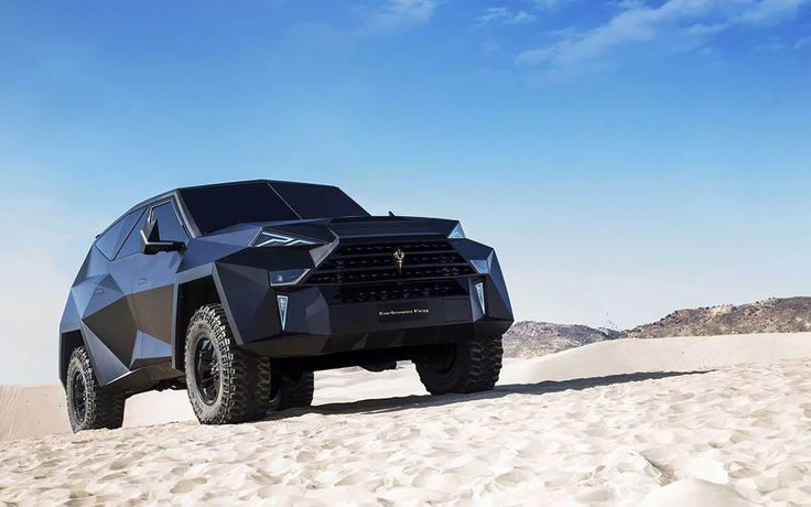 Karlmann King – The Most Expensive SUV In The World | Viral Feed Today