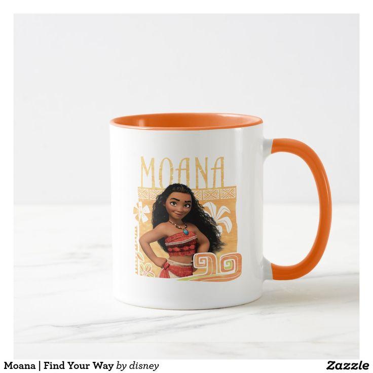 Moana | Find Your Way Mug