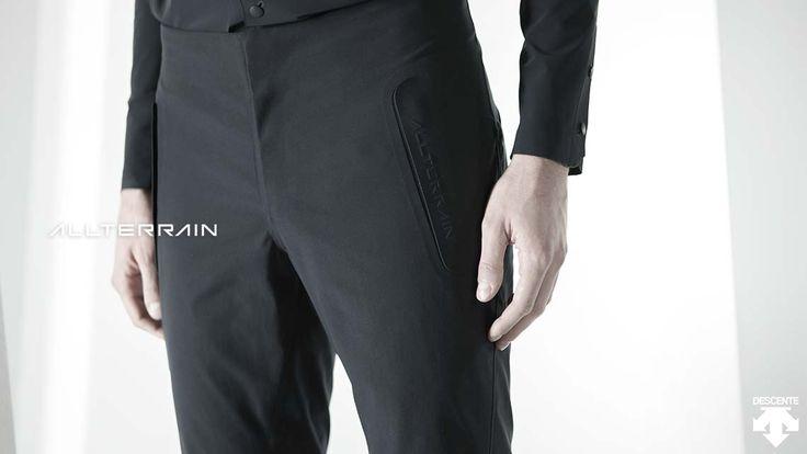 DIA7651PU BOA LONG PANTS  Boa closure system at the waist for perfect fit adjustment.
