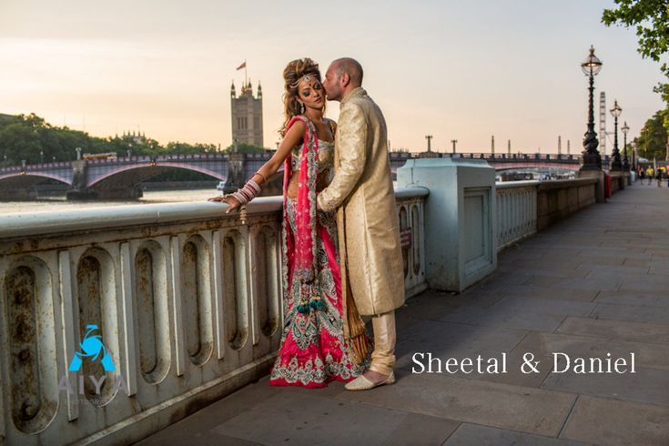 Sheetal & Daniel TRAILER. Our first official video trailer of Sheetal & Daniel who married on 13th July 2013.  An intimate civil ceremony followed by a BIG Indian wedding and reception in London. Very proud to show you our first trailer at AIYA. We hope you enjoy!  See the full story including photography  http://www.dynamicdigitalsblog.com/2013/07/13/asian-wedding-photography-cinematography-london-embankment-wedding-photo-video-aiya/