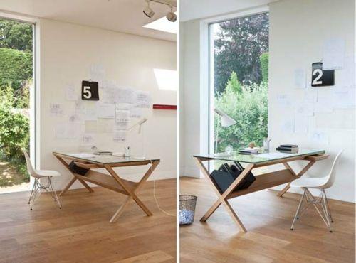 42 ausgefallene Schreibtische für Ihr Büro - ausgefallene