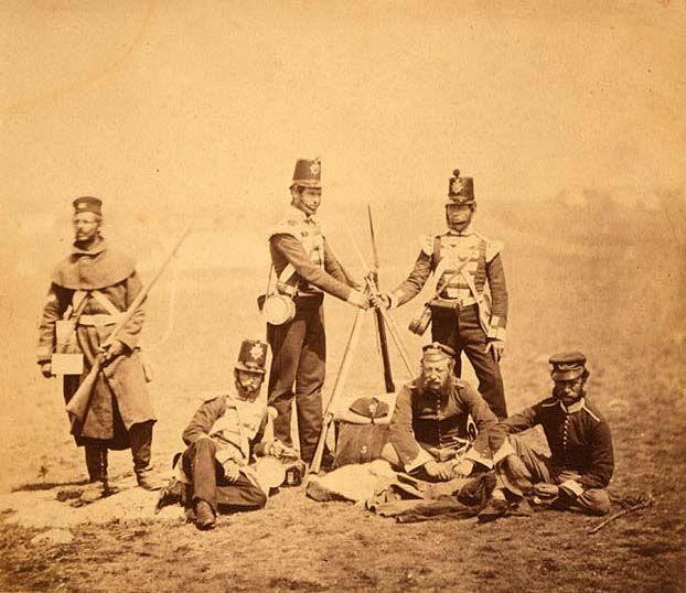 Crimean War Photographs by Roger Fenton, 1855