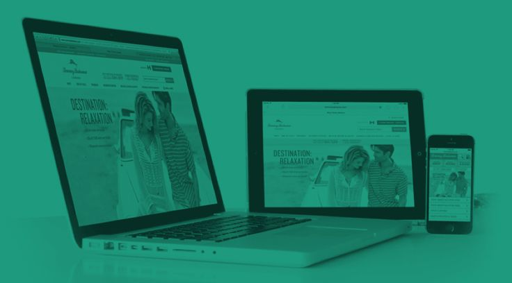 Deliver full-featured responsive shopping experiences without rebuilding your whole website.