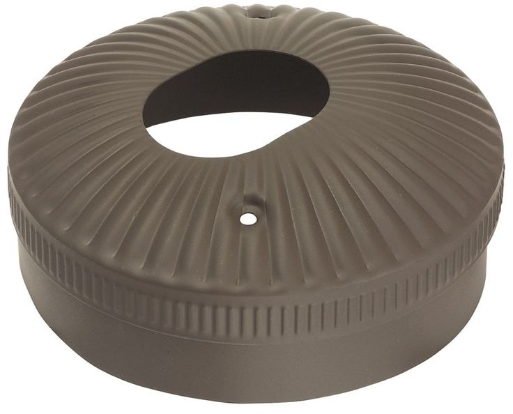 Hunter 22170 Sloped Ceiling Adapter for Hunter Ceiling Fans Chestnut Brown Ceiling Fan Accessories Sloped Ceiling Adapters Sloped Ceiling Adapters