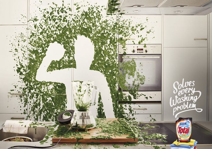 Solves Every Washing Problem   Creative Ad Awards