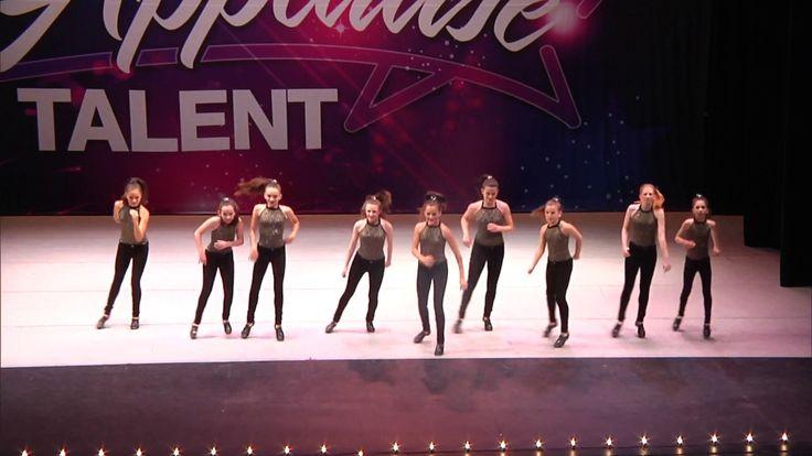 Best Tap // Flashlight - To the Pointe Dance & Arts Academy [Winston Sal...