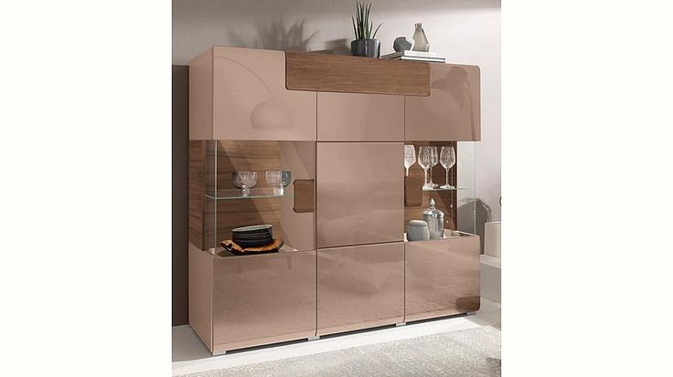 Highboard »Toledo«, Breite 147,4 cm Jetzt bestellen unter: https://moebel.ladendirekt.de/wohnzimmer/schraenke/highboards/?uid=30a98a70-3f3a-54a7-abc6-619164792d6c&utm_source=pinterest&utm_medium=pin&utm_campaign=boards #highboards #schraenke #wohnzimmer