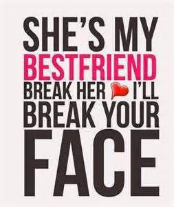 Best friend is dating a jerk