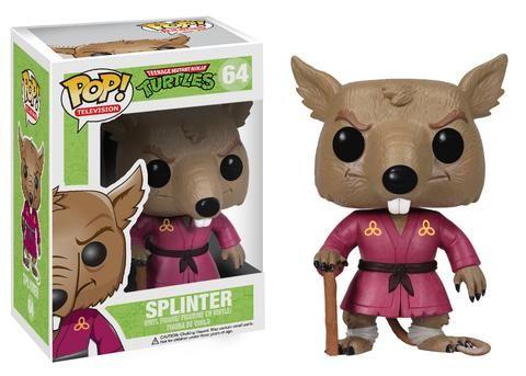 Funko POP! TV: Teenage Mutant Ninja Turtles - Splinter