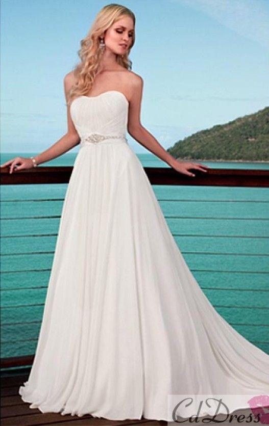 Simple Wedding Dresses Under 100