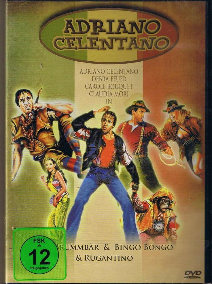 Adriano Celentano 2 - Der Brummbär + Bingo Bongo + Rugantino