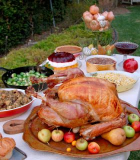 Hosting Thanksgiving in your RV?  Here are some fantastic ideas to make it work!