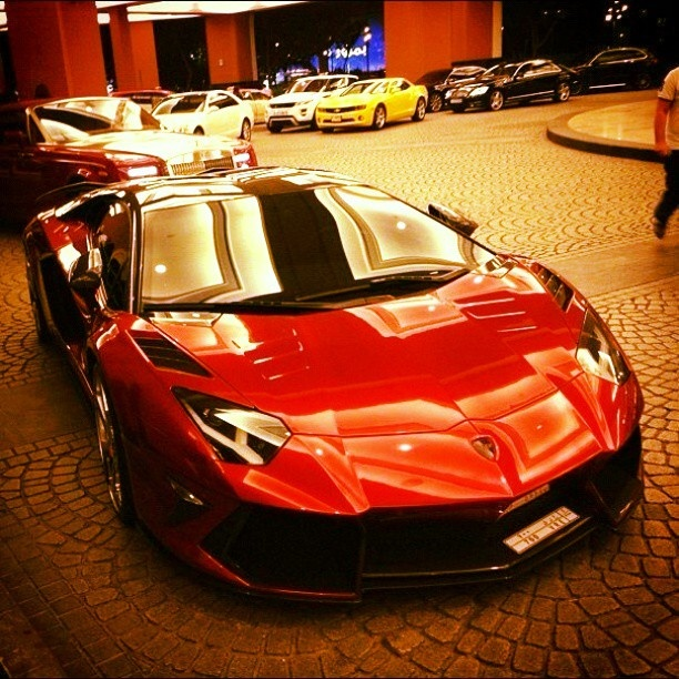 Red Lamborghini Aventador: 1000+ Ideas About Sexy Cars On Pinterest