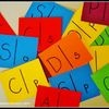 alphabet train - match upper/lowercase letters...could do this with colors, shapes, letters, sight words, numbers, etc