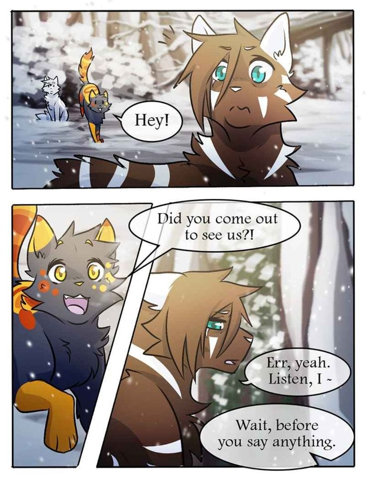 SR page 93 by Riverspirit456 | Warrior cats comics ...