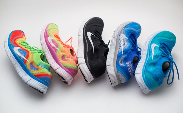 Nike Free Flyknit Available Now