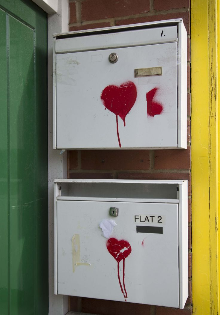 Bleeding hearts.