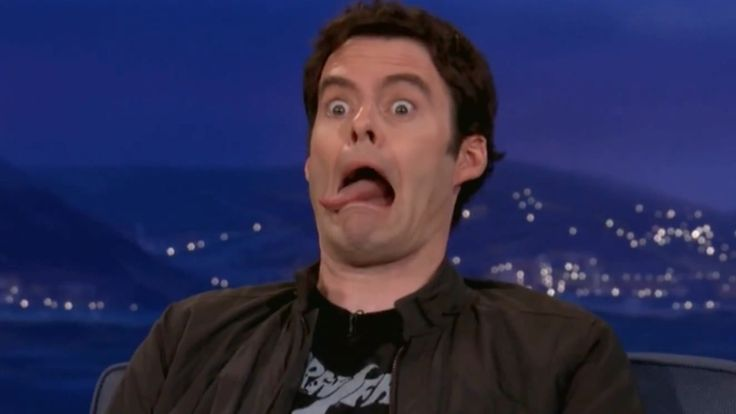 Bill Hader from SNL is Jabba The Hut (and other fun Star Wars-imitations):   http://www.senses.se/bill-hader-fran-snl-gor-sjukt-roliga-star-wars-imitationer-video/