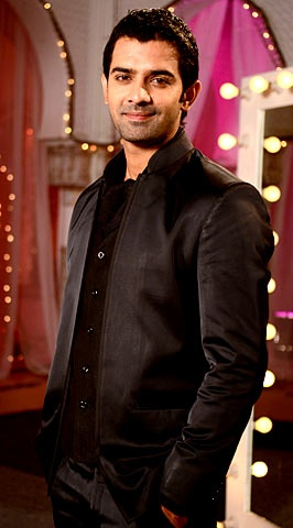 "Barun Sobti of ""Iss Pyaar Ko Kya Naam Doon."" He makes me smile everyday!"