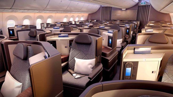 Le Boeing 787 de la compagnie israélienne EL AL inaugurera une nouvelle cabine