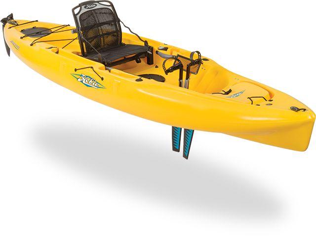 Mirage Outback/ foot paddle kayak