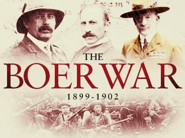 The Anglo Boer War. The war in which Britain was as guilty of murder of civilians as Germany during WWii