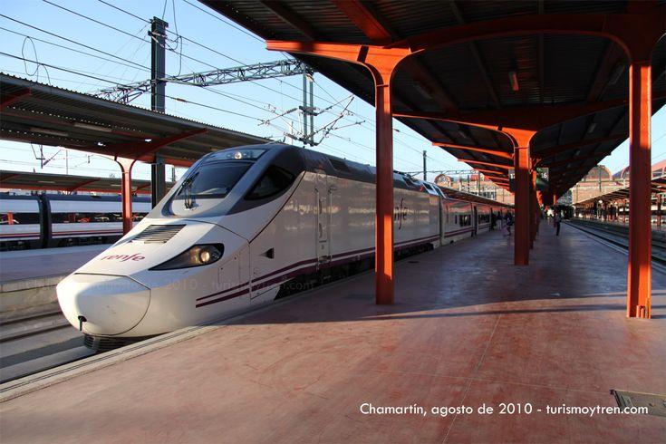 Tren Alvia Madrid Santander