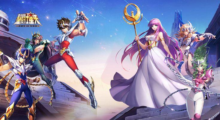 New Saint Seiya Game Wallpaper HD 2 by SONICX2011.deviantart.com on @DeviantArt