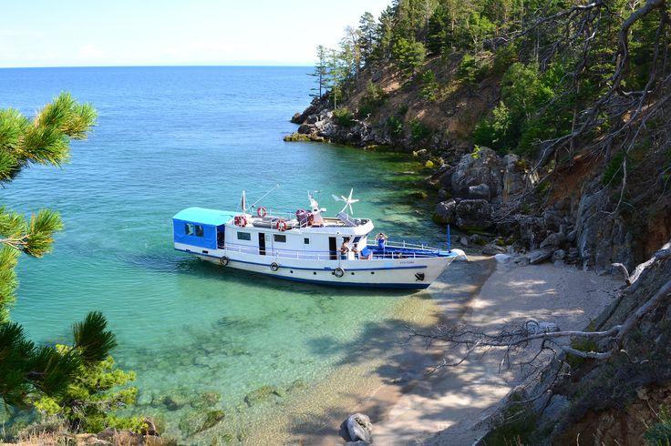 Baikal Fishing tours (Рыболовные круизы на Байкале вместе с Baikal Royal Safari)