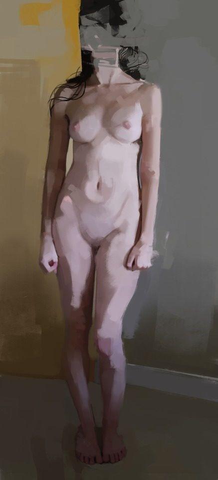 Pedro Covo- Nude