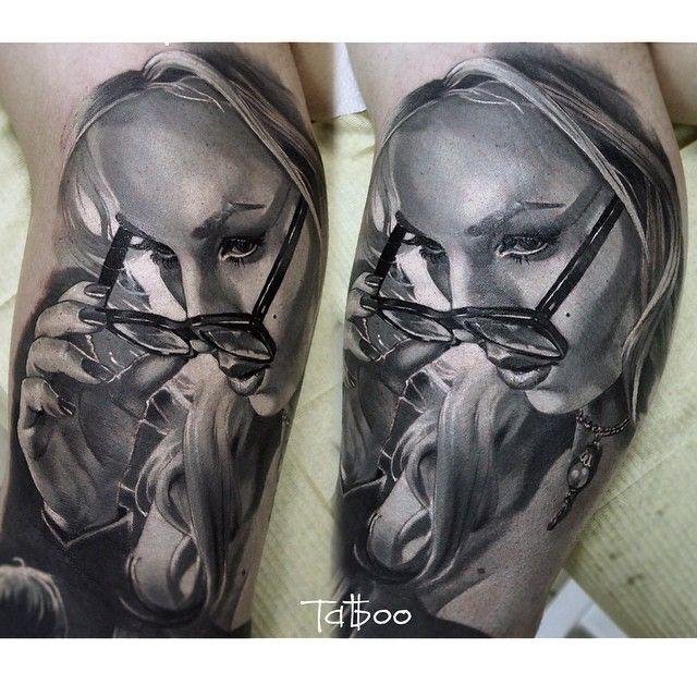 In progress #val_tatboo #tatboo #tattrussia #tattooistartmag #toptattooartist #best #blackouttattoo #blackandwhitetattoo #spbtattoo #inkaddict #ink_freakz #inkjunkeyz #crazyytattoos #cheyennetattoo #cheyennetattooequipment #portraittattoo #radtattoos #realistictattoo #follow #art