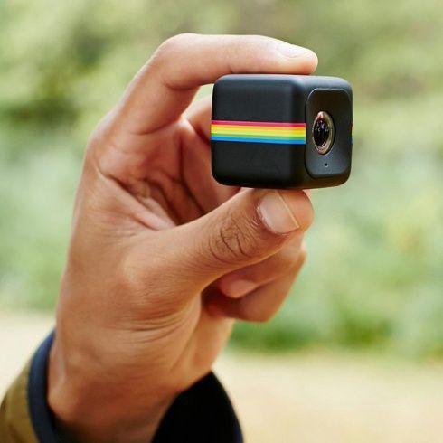 NATÁČAJ VŠETKO ČO STVÁRAŠ | Akčná športová kamera Polaroid CUBE