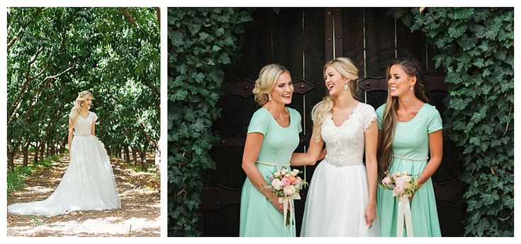 bridesmaid dresses mint bridesmaid modest wedding wedding dress shop