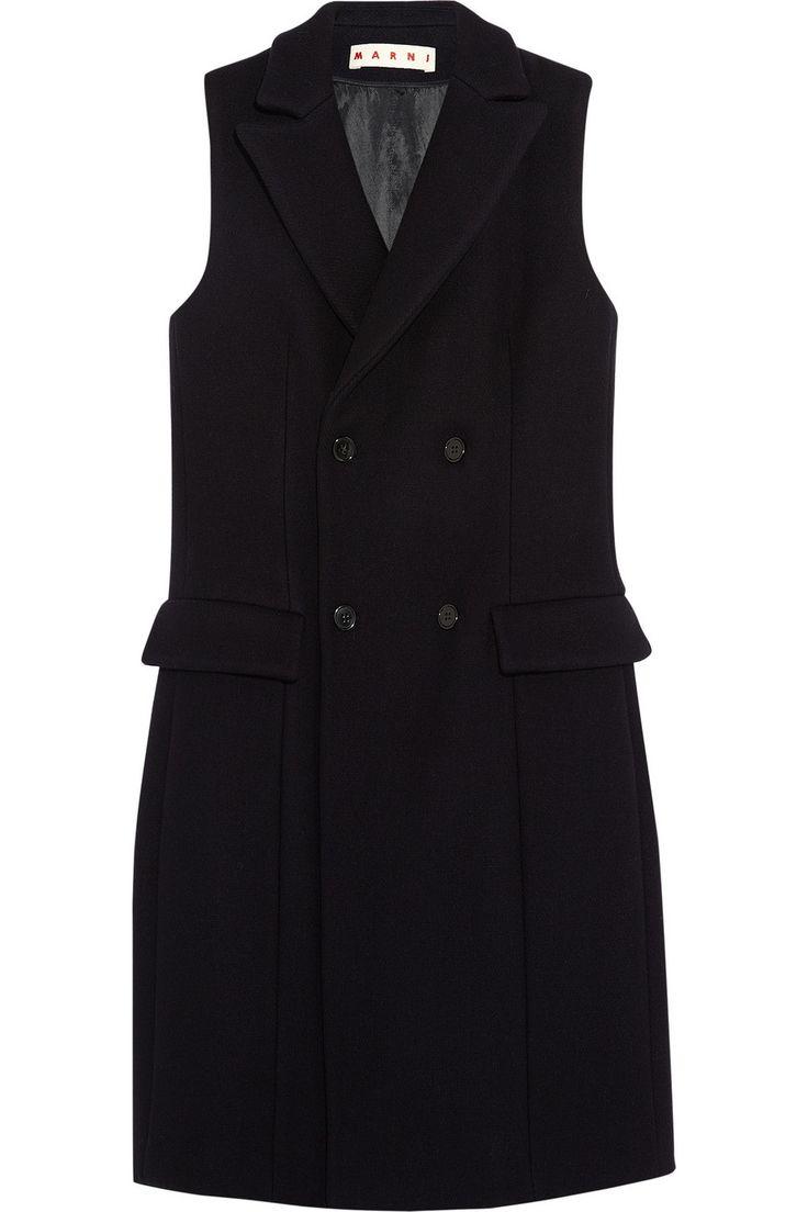 MARNI Wool-blend vest