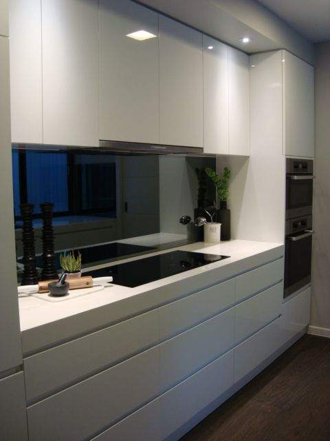 Kitchen - private residence