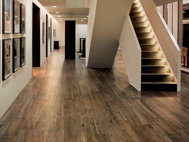 Pavimento de gres porcelánico imitación madera LARIX - Ceramiche Refin