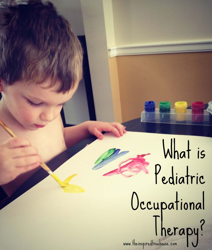 In pediatric occupational therapy, we encourage development, independence, and rehabilitation through the practice of everyday activities in schools, homes, and community settings.