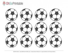 FIFA World Cup Soccer 2014 Free Party Printables   Catch My Party.com