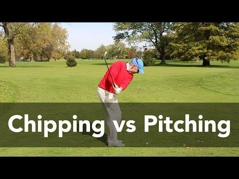 The Difference Between Chipping vs Pitching | Golf Instruction | My Golf Tutor - YouTube