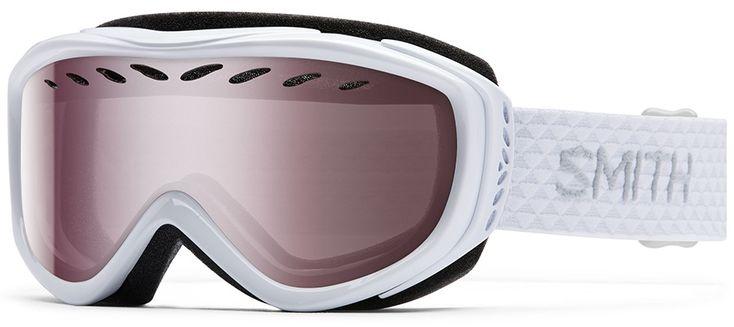 Smith Transit Women's Snowboard/Ski Goggles, M, White, Ignitor £54.95
