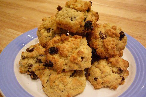 """Mentioned in harry potter perhaps one of the easiest things to learn to make """"Rock cakes"""""""