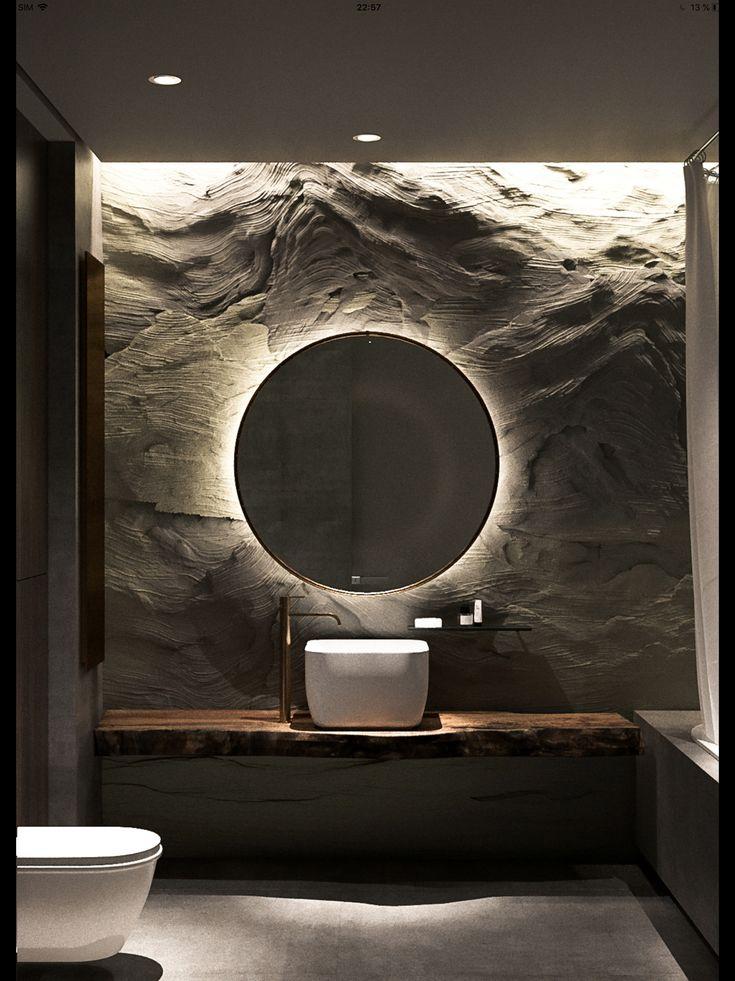 Incredibile 34 design moderno ed elegante per il bagno per uno stile di lusso rengusuk.com / …