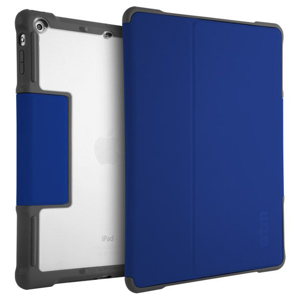 Can't live without my Dux iPad Case by STM! Drop tested for reliability, slim profile, customizable back, peace of mind! I can't recommend this case enough!