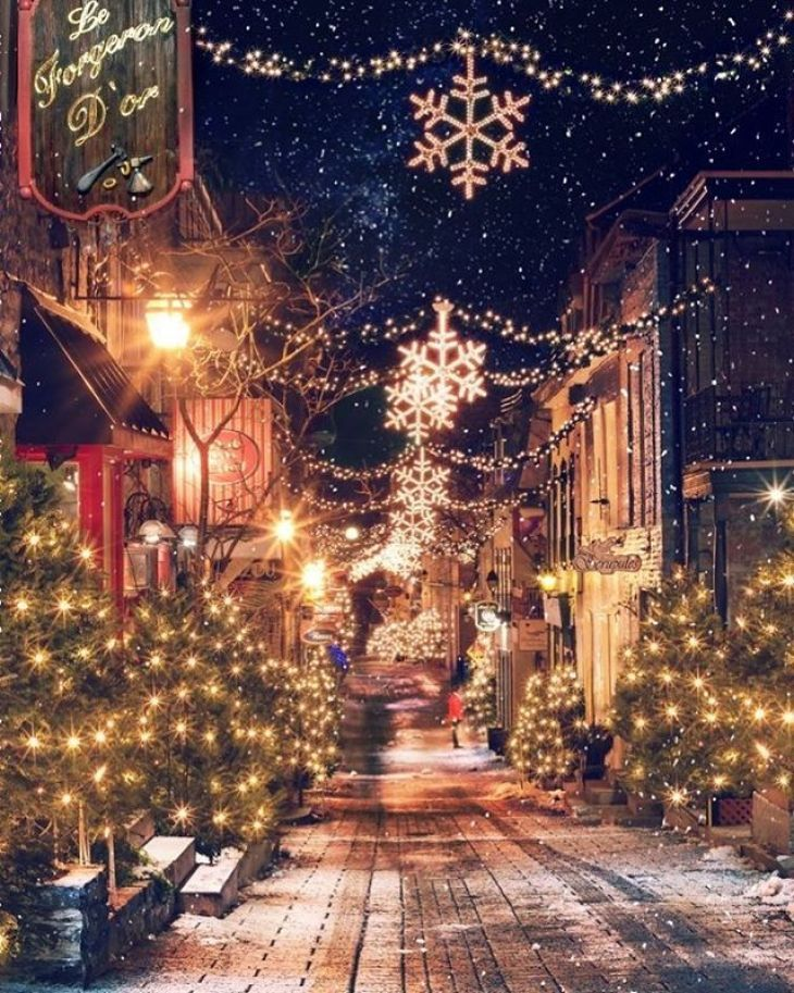 Stunning Winter Aesthetics Christmas Decor Inspiration Iphone