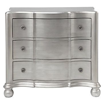 Jules 3 Drawer Chest | Cabinets-chests | Living-room | Furniture | Z Gallerie Dimensions36.5''W x 17''D x 35''H