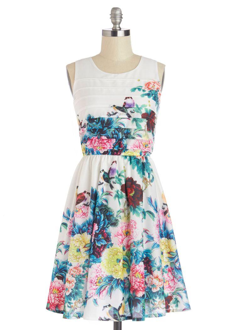 Exotic Elegance Dress, #ModCloth