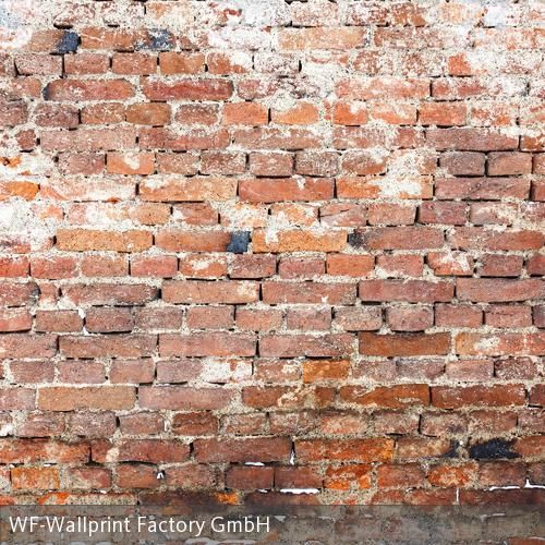 "Fototapete ""antique brick"" von der Wallprint Factory ab 29,90 €/ m². Nach Maß konfigurierbar auf: www.wallprint-factory.de/Motive/oberflächen …"