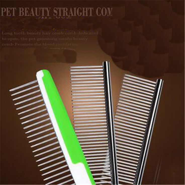 Hair Comb Cepillo Para Perros Borstel Hond Metal Comb Brush Mascotas Dog Supplies Products Dog Accessories For Small Dogs BBM667 //Price: $US $11.48 & FREE Shipping //     #dogtraining